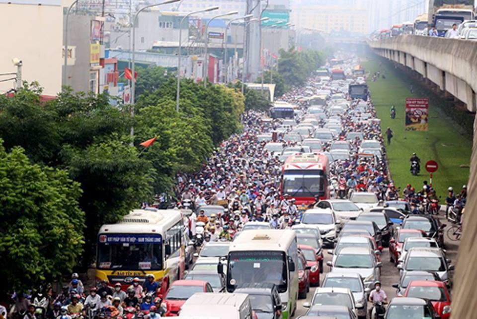 thị trường bất động sản Việt Nam tăng trưởng mạnh về nhu cầu nhà ở nhiều năm nay.