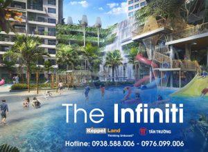 Căn hộ The Infiniti quận 7: dự án được đầu tư hệ thống tiện ích hoành tráng nhất khu Nam Sài Gòn.