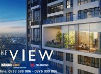 Căn hộ The View tại Riviera Point bàn giao đến khách hàng với tiêu chuẩn cao cấp.