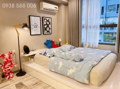 Bán căn hộ M-One officetel duplex Nam Sài Gòn quận 7, trần cao 6m nhà đẹp sang trọng.